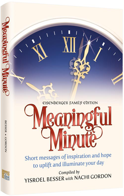 Meaningful Minute (Pocket Size)
