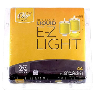 E-Z Light COLOR  PLASTIC CUPS  1.5 Hours