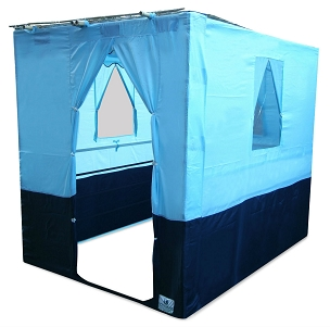 8 x 12 Ease Lock Supreme Sukkah