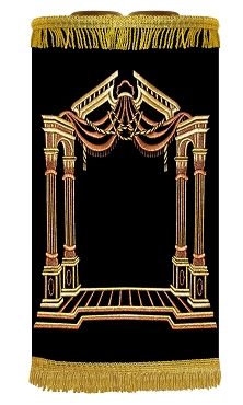 Torah Mantel TOV  217 Copper