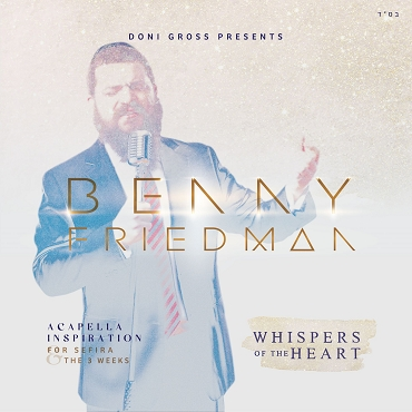 BENNY FRIEDMAN - WHISPERS OF THE HEART