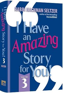 I Have An Amazing Story For You Vol.3