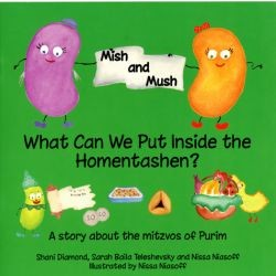 Mish & Mush: What Can We Put Inside the Homentashen?